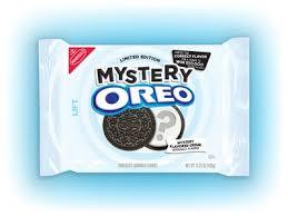 Mystery Oreos?!