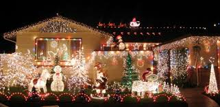 Typical United States home decorations