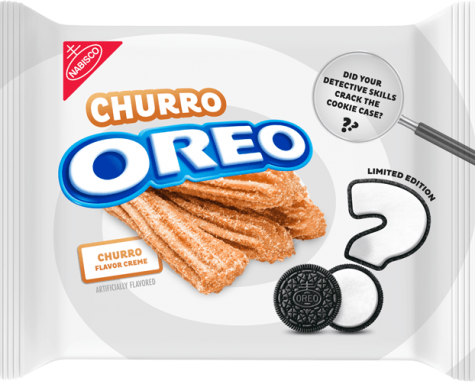 The 2019 Mystery Oreo Flavor was churro.