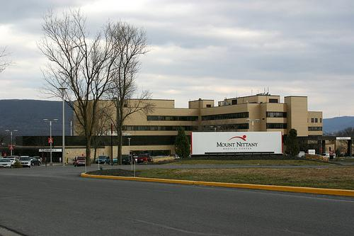 Mount Nittany Medical Center in State College, PA.