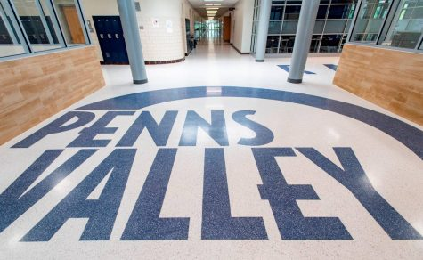 The lobby area of Penns Valley
