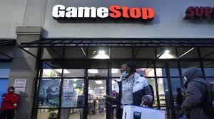 Gamestop Stocks Rising?