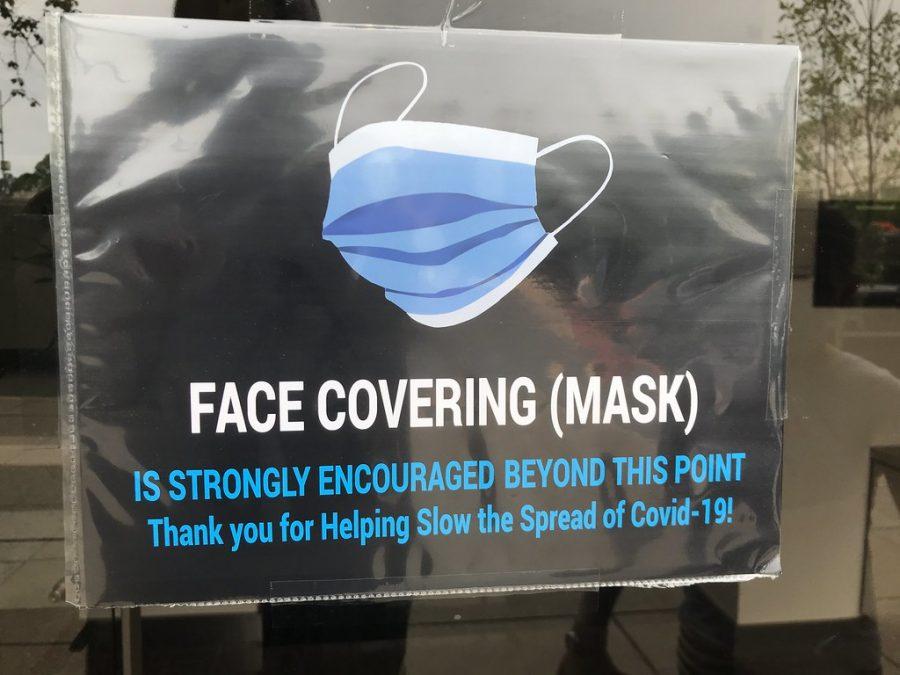 Texas Lifting Mask Mandate