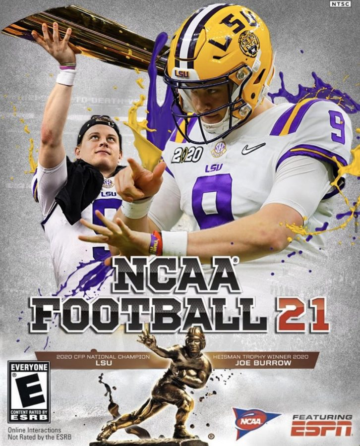 NCAA Football Video Games Make A Return