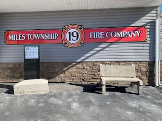 Penns Valley student completes memorial for the Fire Chiefs of Miles Township