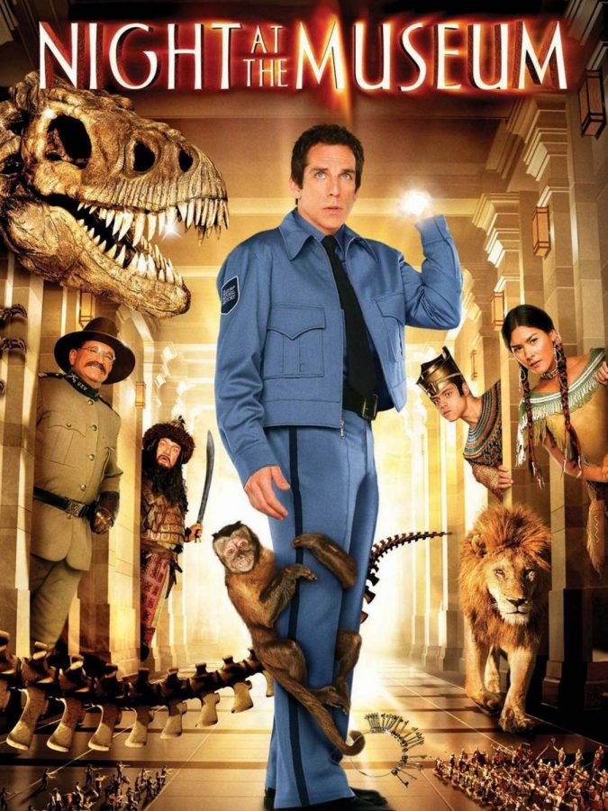 Movie Review: Night at the Museum