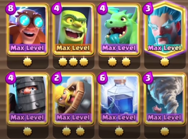 Top two most annoying decks in Clash Royale.